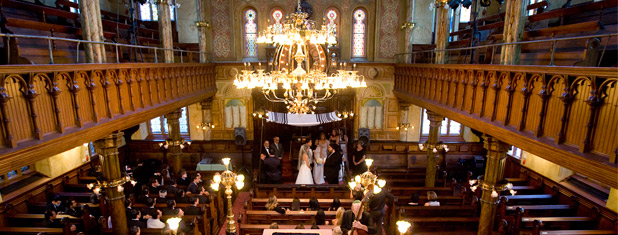 Wedding - Museum at Eldridge Street/Eldridge Street Synagogue