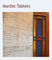 Marble Tablets