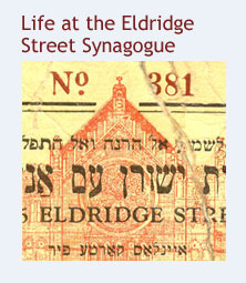 Life at the Synagogue