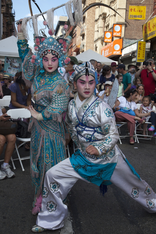 Egg Rolls and Egg Creams Feastival at Museum at Eldridge Street