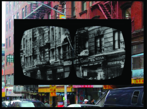 Blended City - Proposal for the Museum at Eldridge Street
