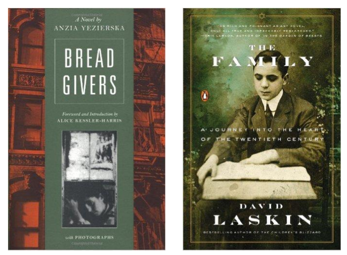 bread givers book report Books for women have been a distinct and popular variety of jewish literature at   her 1925 novel bread givers, frequently misinterpreted as a.