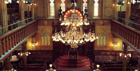 Watch our video on the history of the Eldridge Street Synagogue. Courtesy of the Museum at Eldridge Street.