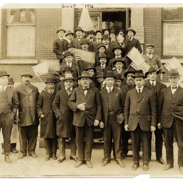 Becoming a Citizen in the Late 19th and Early 20th Centuries