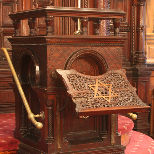 What Is A Synagogue Museum At Eldridge Street