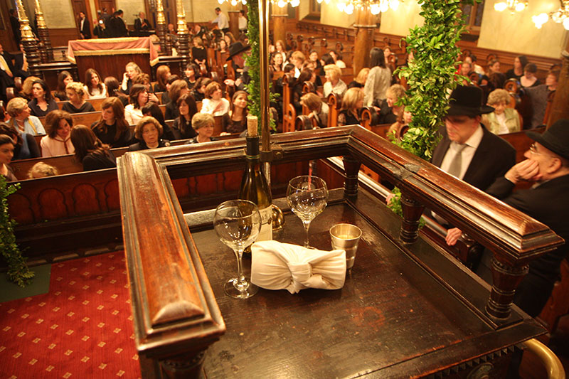 Get married at the Museum at Eldridge Street / Eldridge Street Synagogue. Space Rental NYC.