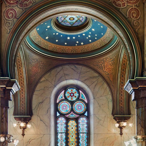 Why Moorish? Synagogues and the Moorish Revival