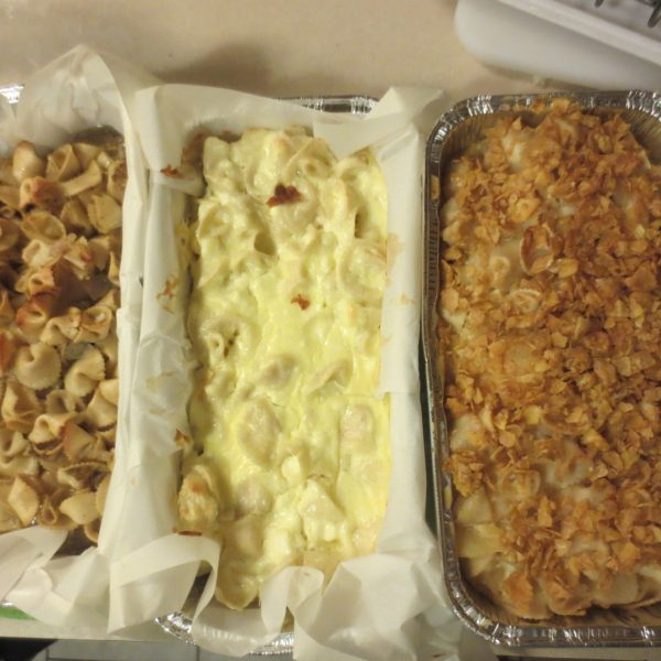 Three Kugels – A Foray into Jewish Cooking