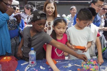 Egg Rolls, Egg Creams & Empandas - Neighborhood Festival at the Museum at Eldridge Street