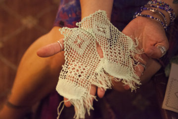 Mundillo, Traditional Puerto Rican Lace-making at the Museum's Egg Rolls, Egg Creams, & Empanadas Festival