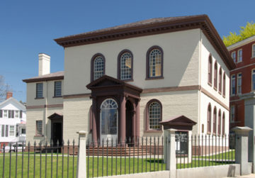 Touro Synagogue - Historic Synagogues of America