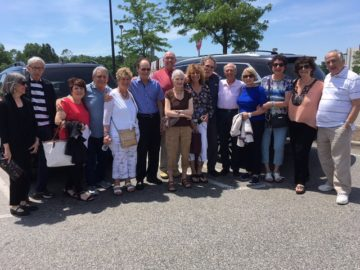 East Bronx Memories - Middle School Reunion May 2017