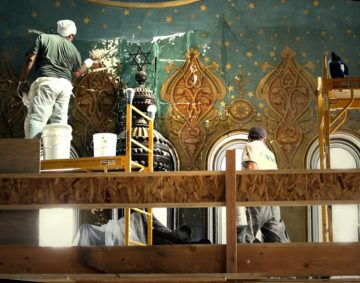 Eldridge Street Synagogue - Restoration Process