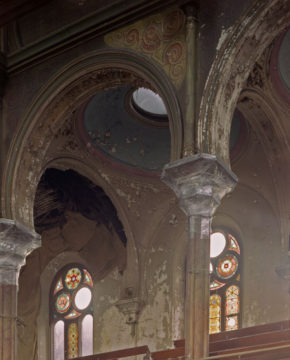 Eldridge Street Synagogue - Before the Restoration