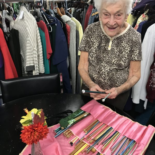 Ruth Taube, Superstar Sewing Teacher
