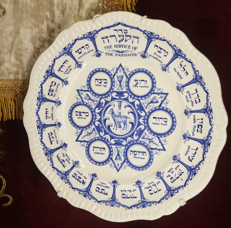 How Is This Seder Plate Different Than Other Seder Plates Museum At Eldridge Street