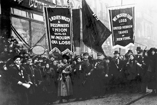 Are We Doomed to Repeat the Triangle Shirtwaist Tragedy?