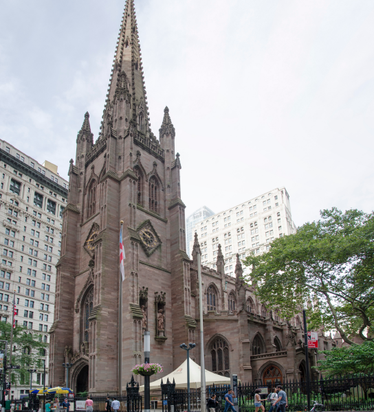 Comparing the Restoration of Two Lower Manhattan Historic Sites