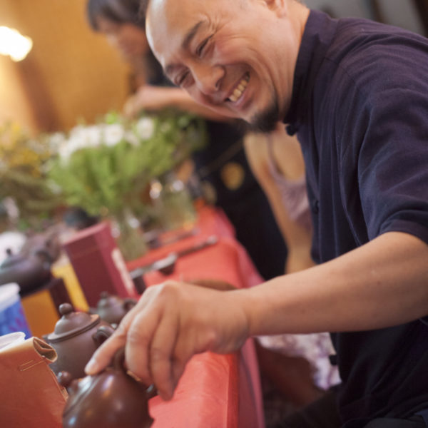 """It becomes like a meditation"": The art and skill of Chinese tea with Ken Lo"
