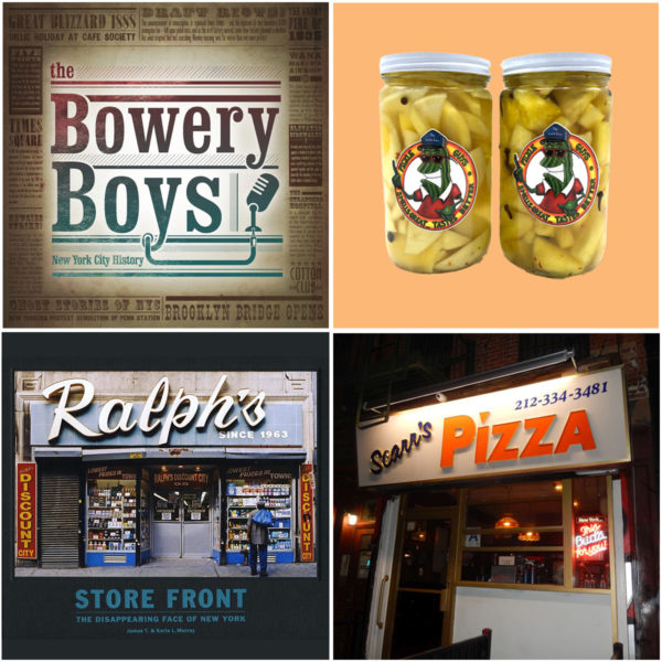 Pickles, Podcasts & Pizza: Valentine's Gifts from the LES