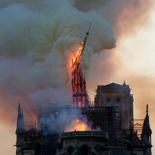 Rebuild or reimagine? Preservation questions plague Notre Dame.