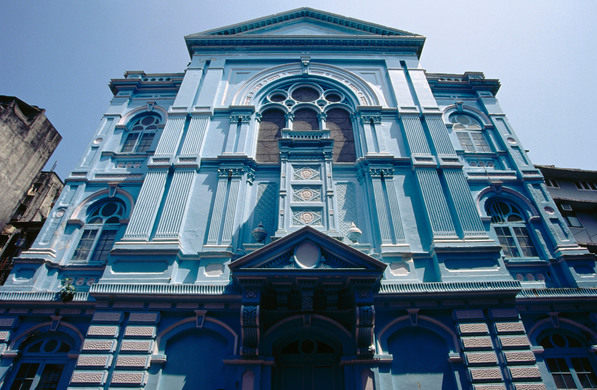 Sister Shuls: The Blue Synagogue in Mumbai